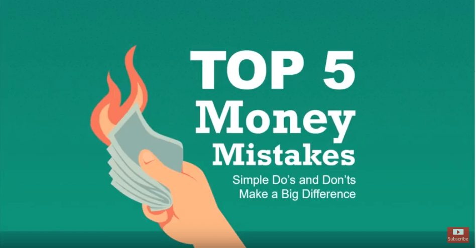 Watch Consolidated Credit's Top 5 Money Mistakes webinar