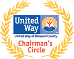 Member of United Way's Charman's Circle