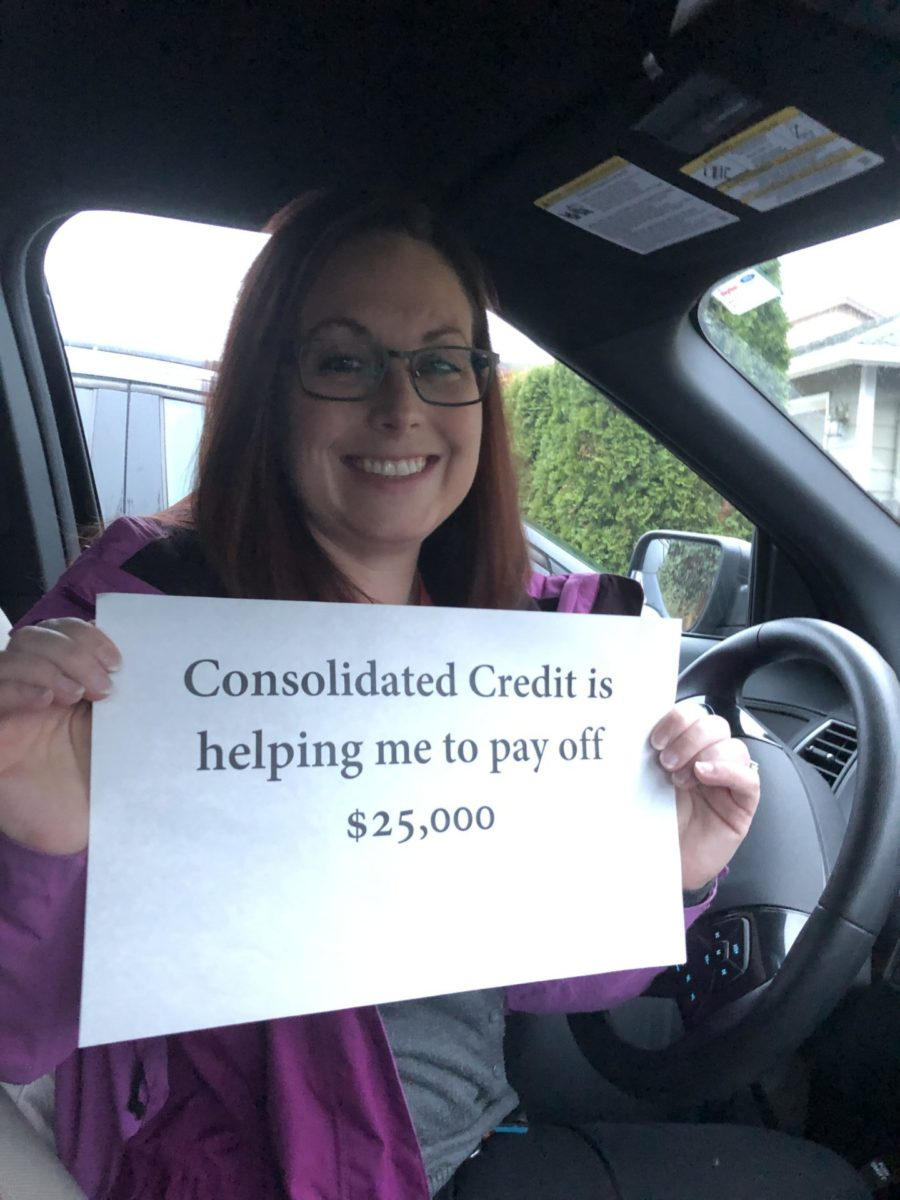 Lindsey Brown: Consolidated Credit is helping me pay off $25,000