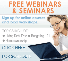 Sign up for upcoming webinars and seminars