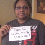 Photo of Joyce saving $1500