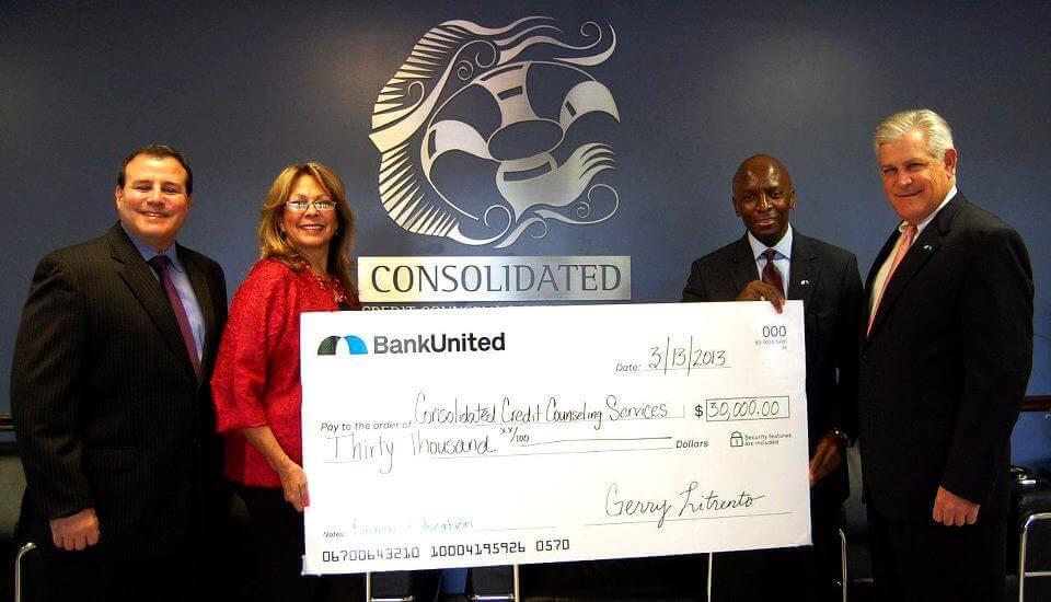 BankUnited $30,000 Grant