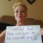 Photo of Karen saving $2500