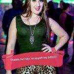 Photo of Mariana saving $8921