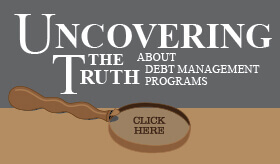 Goes to page displaying info graphic on the truth about debt management programs