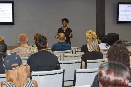 11/21/15 First Time Homebuyer Workshop at Consolidated Credit headquarters in Fort Lauderdale was a huge success. Attendees learned, from industry experts, the steps they need to take to become a homeowner.