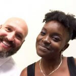 Charmaine Williams and Emanuel Mishaikoff of Consolidated Credit.