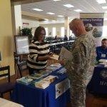 Maria Gaitan, Military Saves Week - Doral, FL