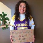 Photo of Maria saving $21000
