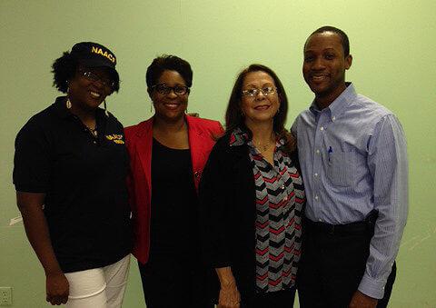 NAACP-Wells Fargo First-time Homebuyer Event