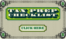 Goes to page displaying info graphic for an easy checklist for 2015 income taxes