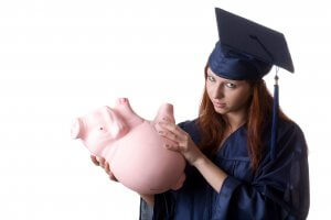 Student loans drain money