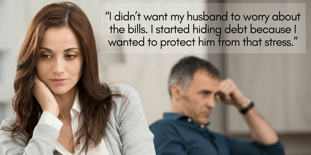 Matilde explains why she was hiding debt from her husband
