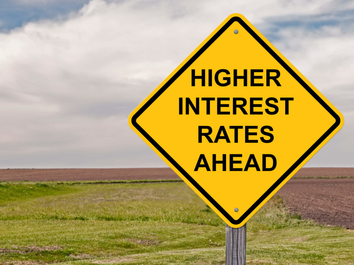 Expect higher costs following the latest interest rate hike