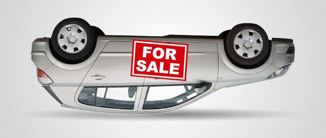 America faces a negative equity auto loan crisis with upside down loans