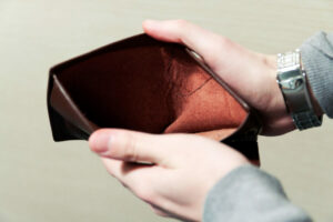 Unemployed debt consolidation can't work with an empty wallet