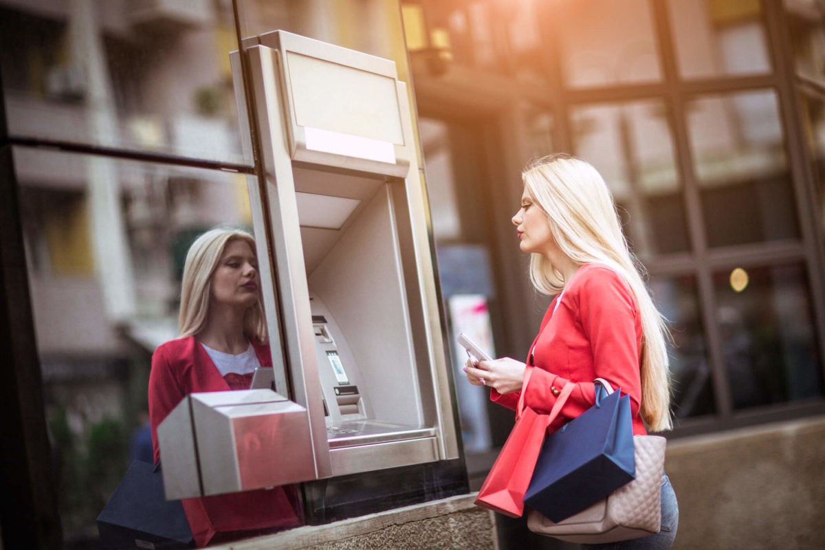 Face recognition could increase ATM security and convenience