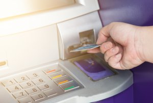 If you conduct financial transactions at out-of-network ATMs, expect double the bank fees