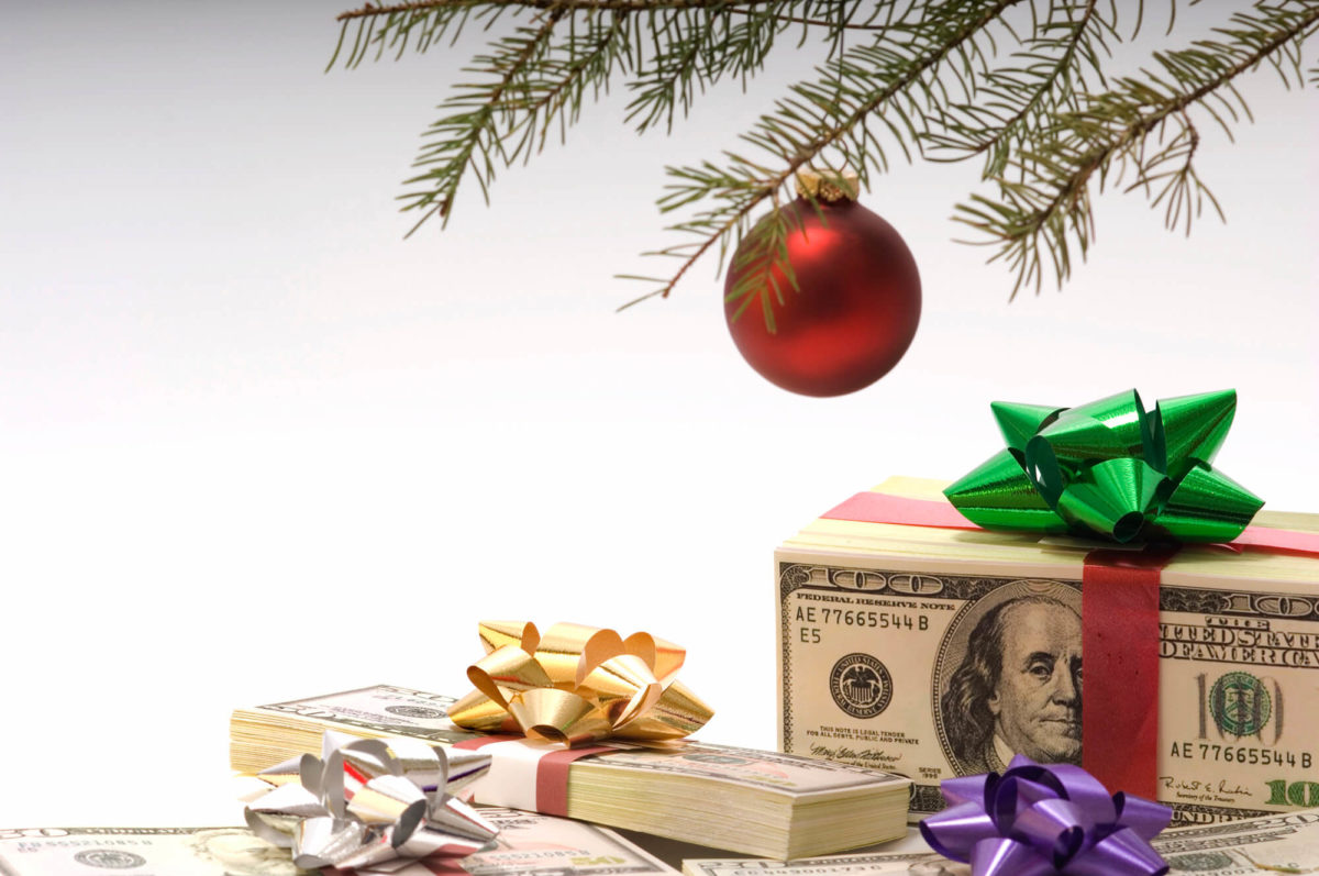 This year, people want money under the tree, or even better, cash for student loan payments