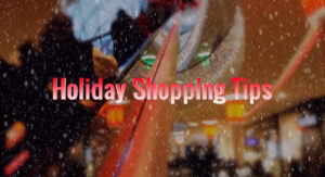 Watch this video for Consolidated Credit's top holiday shopping tips