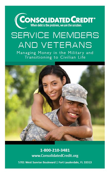 Service Members and Veterans: Managing Money in the Military and Transitioning to Civilian Life