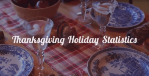 Thanksgiving Holiday Statistics: Use these Thanksgiving shopping tips to avoid overspending and food waste