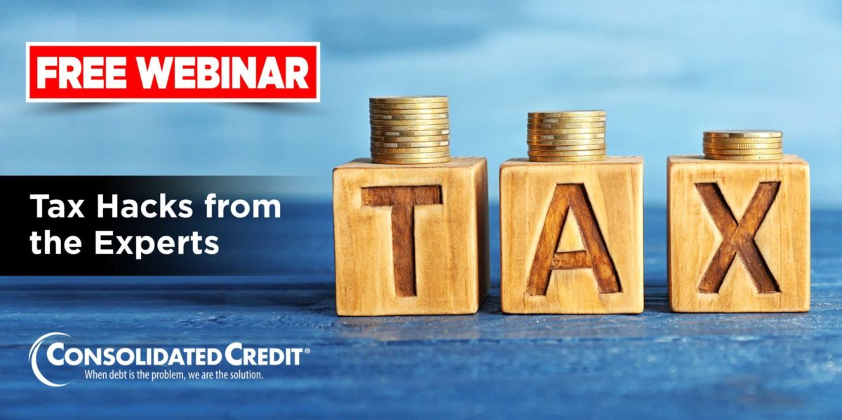 Free Webinar: Tax Hacks from the Experts