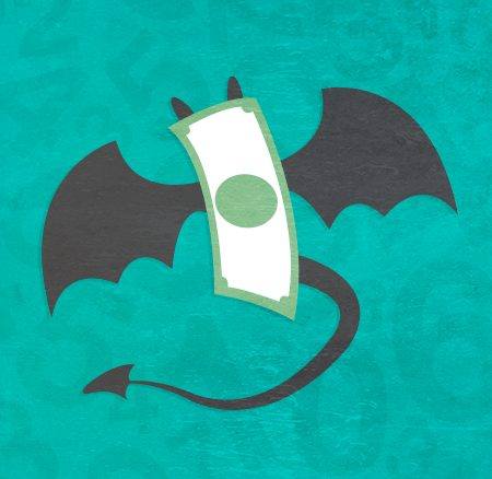 Good debt vs bad debt: Examples of bad debt