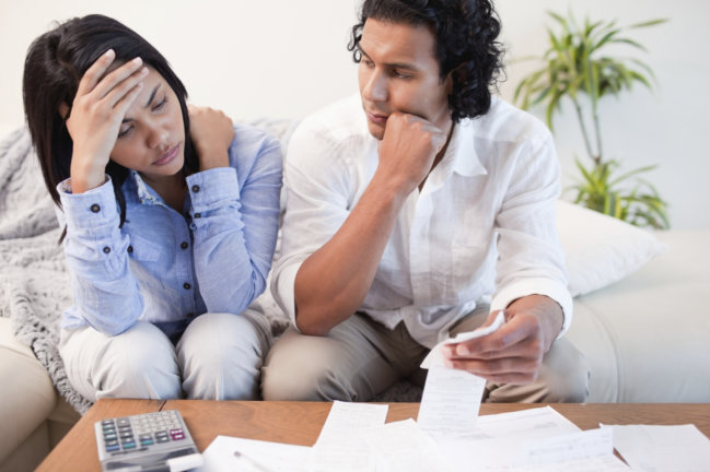If you can't afford to make a payment, you need to find debt reloief