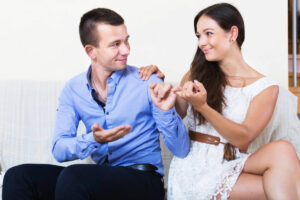 Don't loan credit cards to a spouse or partner