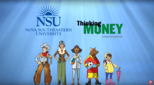 Consolidated Credit debuts free financial literacy publications at NSU Thinking Money exhibit