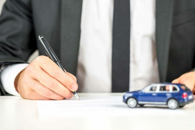 Signing long term auto loans increases the total cost of financing