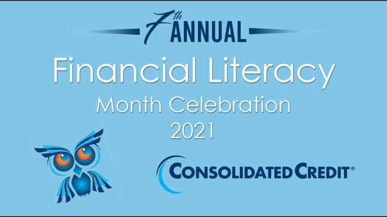 Financial Literacy Month Celebration 2021