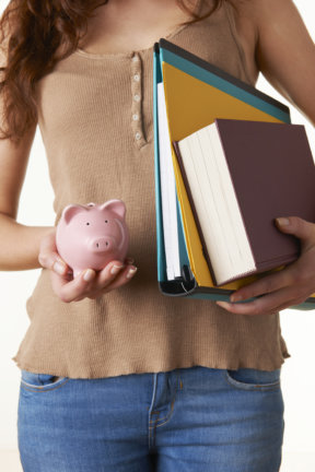 Students who are not holding onto savings can expert to pay more due to higher student loan interest rates