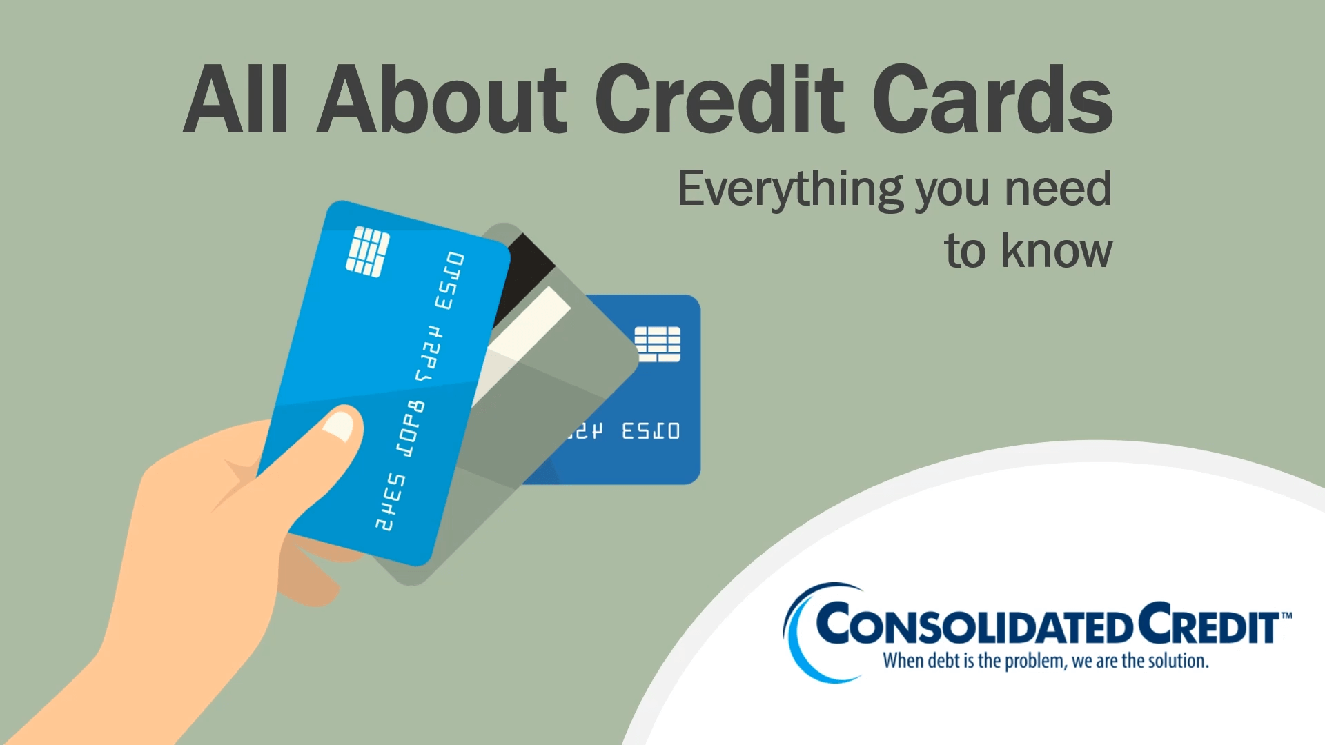 All about Credit Cards: Everything you need to know
