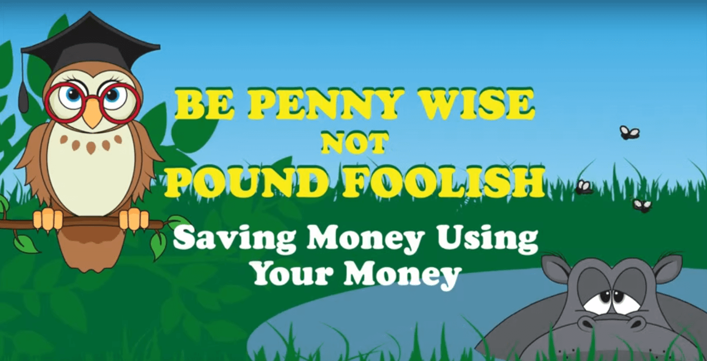 Penny Wise_Save Money Using Money