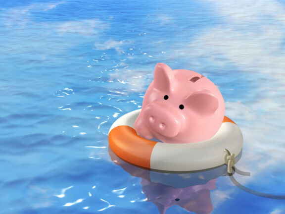 Emergency savings keeps you afloat during a financial crisis