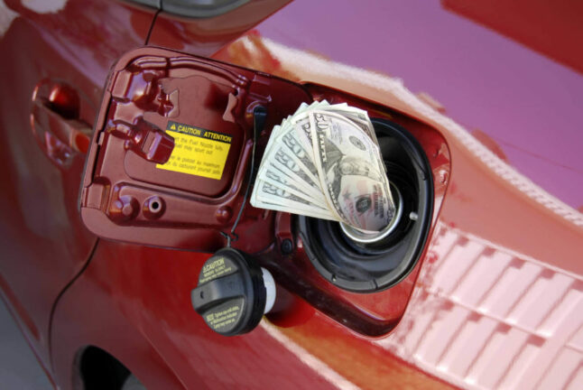 Higher gas prices mean putting more money into your tank at the pump if you use gas cards