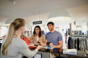 Clothing is the purchase category most people use to earn credit rewards