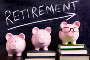 Work towards maxing out your 401(k) contributions on retirement investment