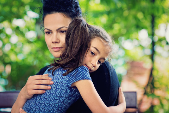 Domestic abuse is even more complex when children are involved