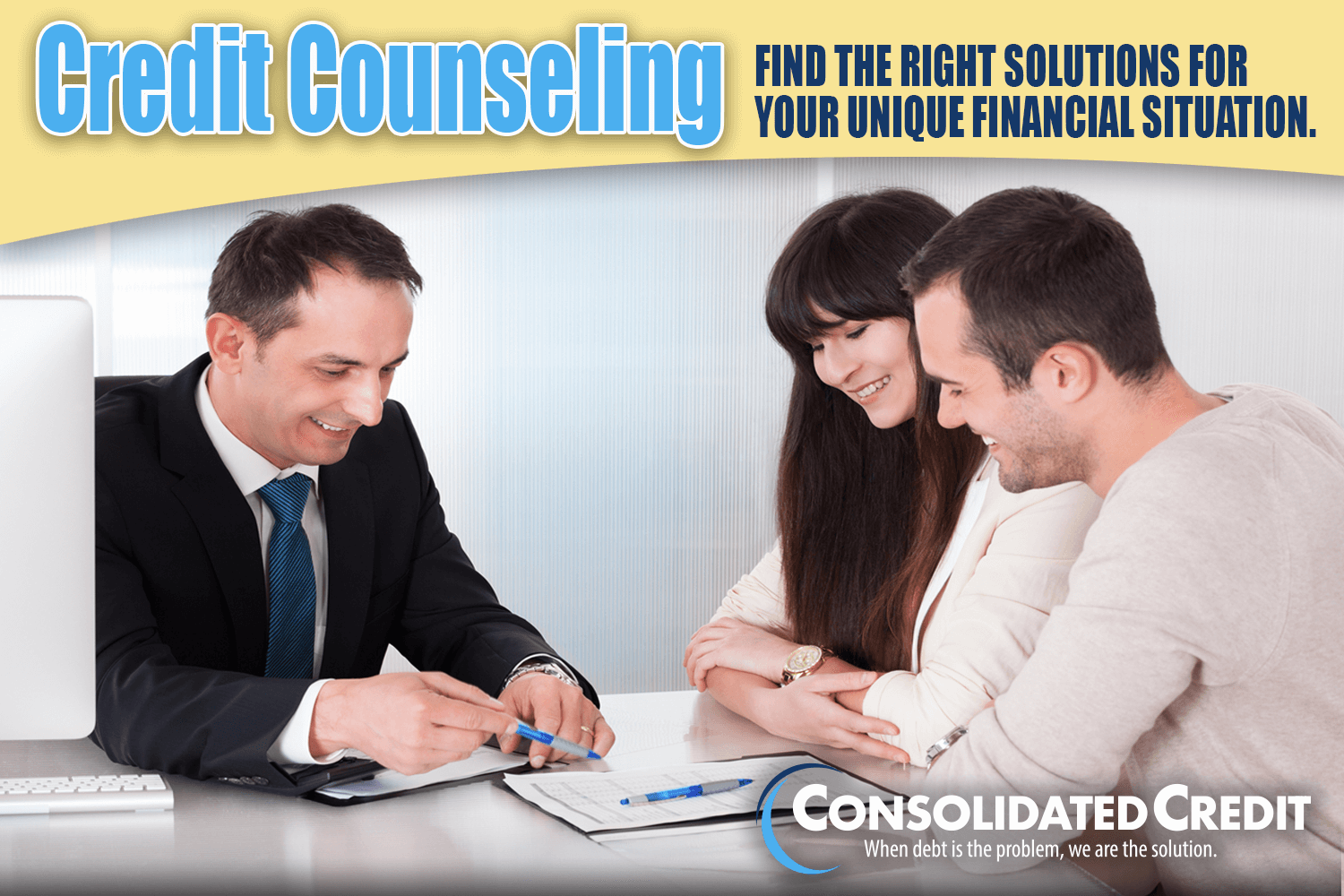 How credit counseling helps you find the best way to get out of credit card debt
