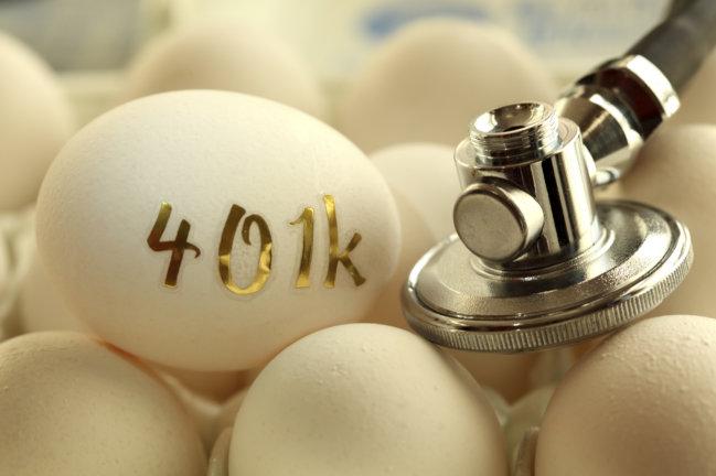 plan 401k hace que sea más fácil calificar para el préstamo estudiantil