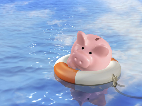 Emergency savings can keep you afloat during a crisis