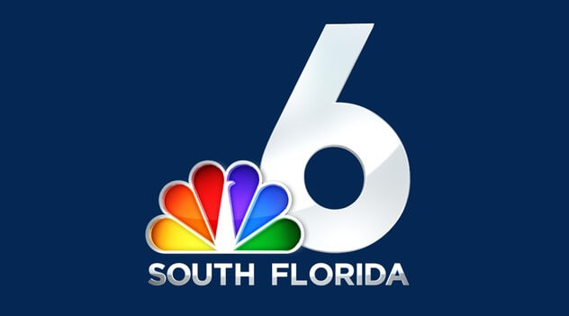 NBC6 South Florida logo