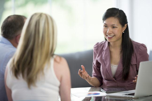 Encuentre un planificador financiero certificado