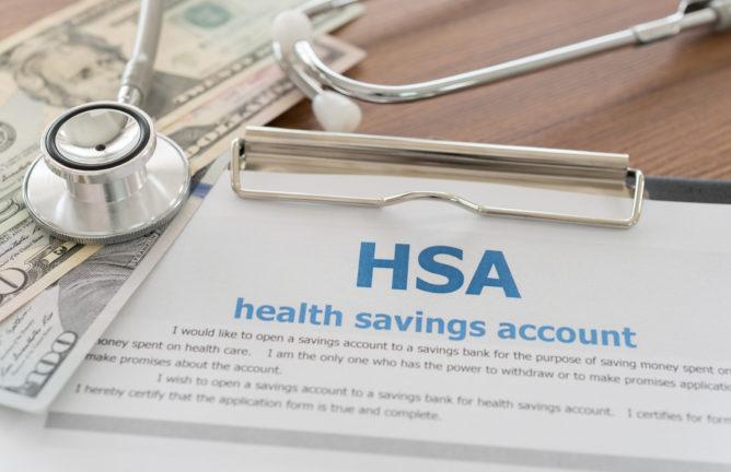 Health Savings Account HSA statement