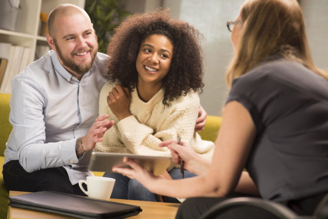 What is a housing counselor? Someone who will walk you through the homebuying process