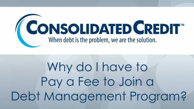 If Credit Counseling Agencies are Nonprofit, Why Do I Have to Pay Fees?