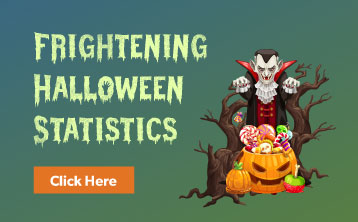 Frightening Halloween Statistics - Click Here